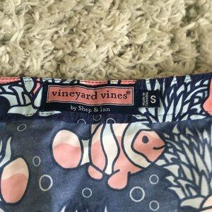 Vineyard Vines Swim - Vineyard Vines [S] clownfish beach skirt